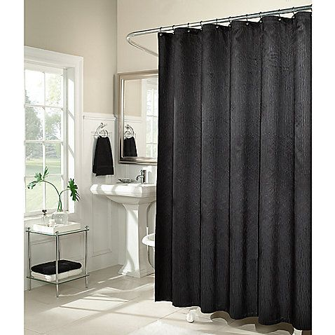 12 Best Images About House Guest Bath On Pinterest Parks Shower Liner And Black Shower Curtains