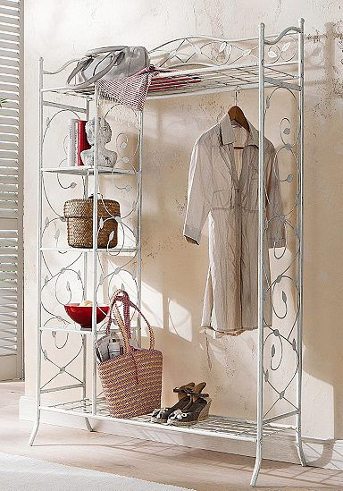 Metallgarderobe, Home affaire online kaufen | OTTO