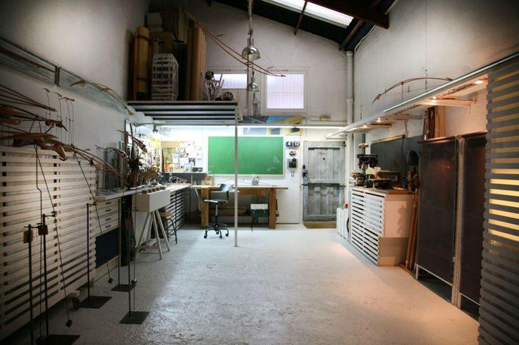 Ref 2562 Sculptor Workshop #locationsbarcelona #localizacionesbarcelona #loftlocation