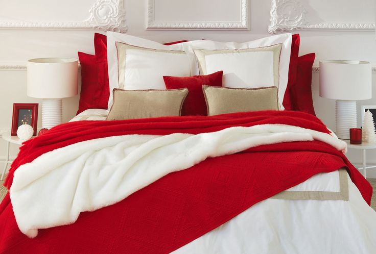 Schlafzimmertextilien