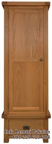 Lemari Pakaian Satu Pintu