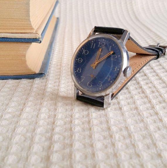 Good price Vintage Soviet Clock Zim / Old от USSRVintageShopUSSR