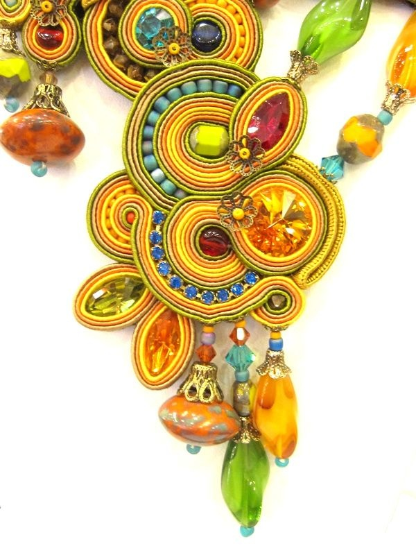 Tangerine Collection Necklace