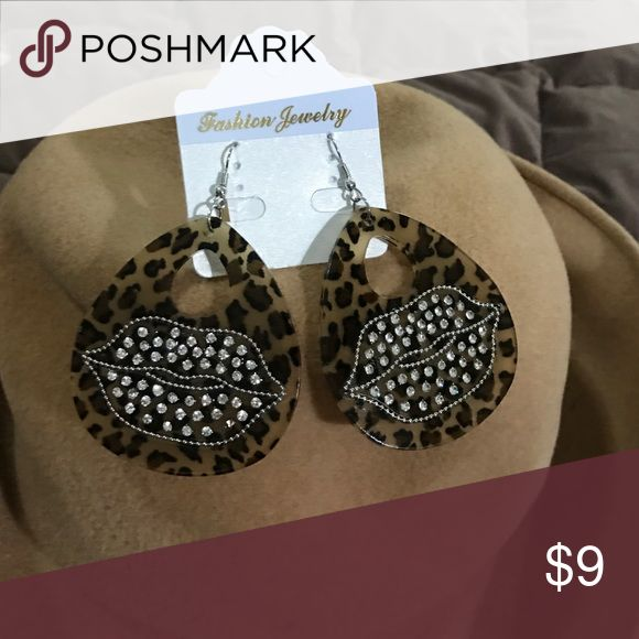 NWT! Fun Animal Print Earrings! NWT! Fun Animal Print Earrings! Great stocking stuffers get them soon! Jewelry Earrings