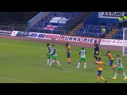 Mansfield Town vs Yeovil Town - http://www.footballreplay.net/football/2016/08/16/mansfield-town-vs-yeovil-town/