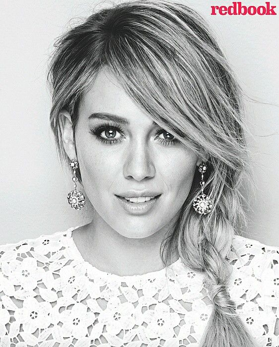 Hilary Duff Bares All About Single Momdom In REDBOOK's February Issue