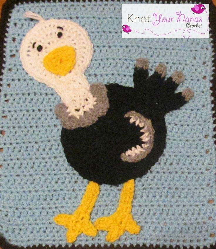 Free Crochet Patterns For Zoo Animals : 1000+ images about Crochet squares (applique) on Pinterest ...