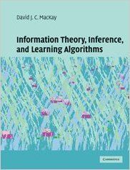 Information Theory, Inference and Learning Algorithms  David J. C. MacKay  8580000184778