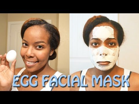 How To Remove Blackheads and Tighten Pores With An Egg Facial Mask - Urban Gyal