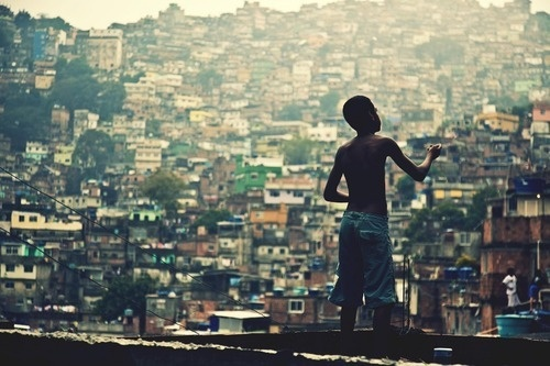 A Beleza da Favela!!!