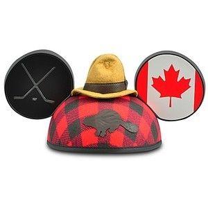 Epcot World Showcase Mickey Mouse Ears Hat -- Canada Profile Photo