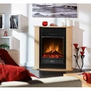 Dimplex Figaro Freestanding Optiflame Electric Fire Suite - FGA15
