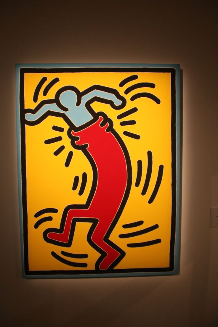 78 best Art Keith Haring images on Pinterest   Keith haring art ...