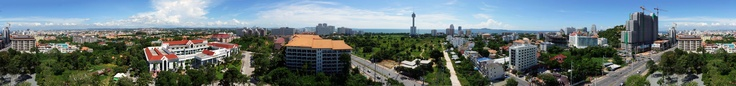 Treetops Arial panoramic 12th floor by Bruno@ atmosphere 360
