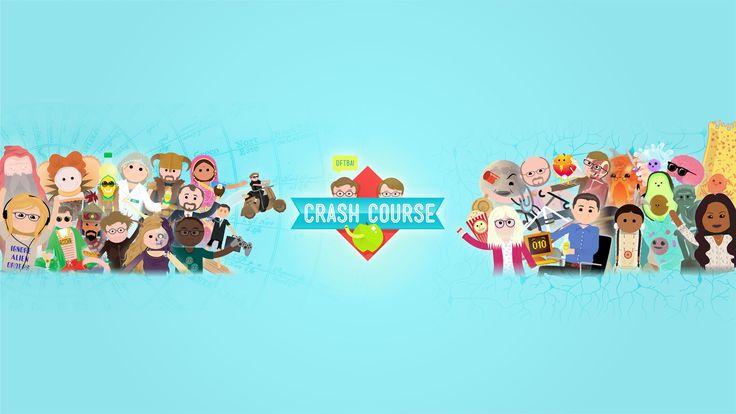 crash course john green