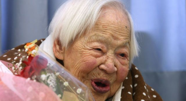 Happy Birthday to the World's Oldest Person, Who Turned 116 Today