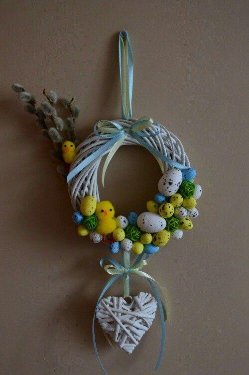 Easter wreath :)