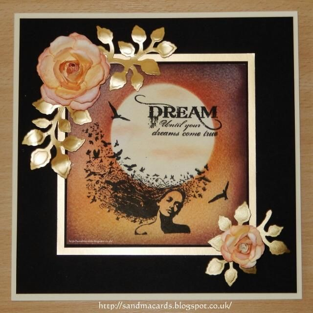 http://sandmacards.blogspot.co.uk/ Dreams Come True