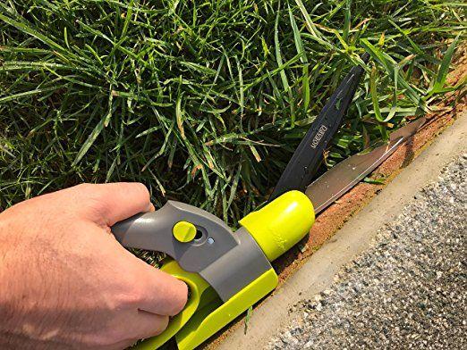 Davaon Pro Forbici Erba - Testa di Taglio Girevole Fino a 360° - Acuto - Confort Ergonomico Mano - Miglior Strumento di Giardino per l'erba, siepe - Tagliaerba Alta Qualità: Amazon.it: Giardino e giardinaggio