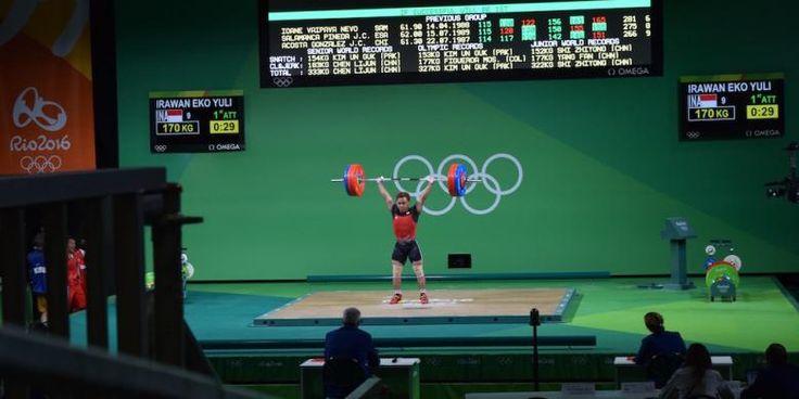 PT. Bestprofit Futures -Atlet angkat besi Indonesia, Eko Yuli Irawan, mempersembahkan medali perak untuk Merah Putih pada Olimpiade 2016 dari nomor 62 kg, Senin (8/8/2016). Eko berhasil mengangkat total beban seberat 312 kg hasil dari angkatan snatch 142 kg dan angkatan clean & jerk 170 kg.…
