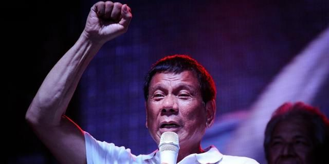 Philippine President Rodrigo Duterte Says He Wants To Kill Millions, Just like Hitler