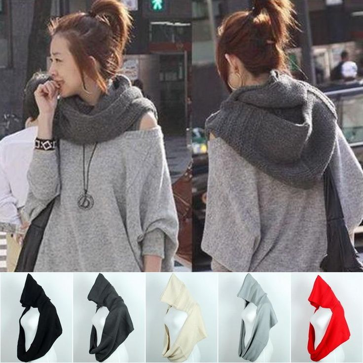 BD Womens Lady Fashion Scarf Winter Hat Hooded Neckerchief Knitted Cap Scarves. Hat Size:25x25cm;Scarf Size:75x25cm. Snap Button. (parcel which under120g ) ——————. Size: 75x25cm. New Arrivals. Quantity: You will get1 PC of this item at the list price. | eBay!