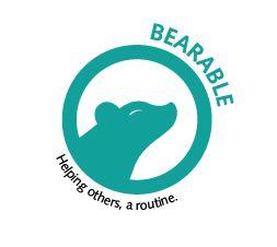 Bearable - logo by wolfox www.wolfox.co
