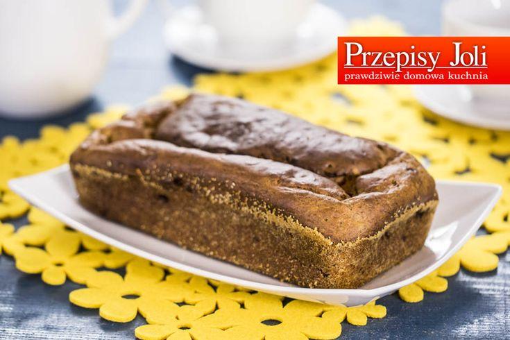 CIASTO BEZ CUKRU I TŁUSZCZU (CIASTO Z BANANAMI) - pyszne ciasto bez grama…