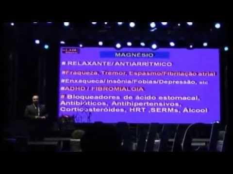 Explicação sobre Magnesio Dimalato Dr Lair Ribeiro