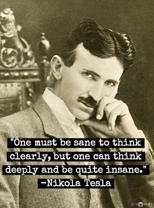Brain Lounge Tesla quotes, Nikola tesla quotes