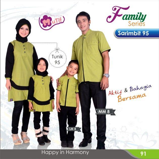 "Koleksi terbaru Mutif Sarimbit, Busana Muslim Keluarga. :)  Busana Muslim Inspiratif terbaru, Mutif Family Collection! :D  Ayo, dapatkan segera melalui Agen dan #DistributorMutif terdekat. Lihat alamat lengkap dan nomor teleponnya disini: http://bit.ly/1dOFu0B :) Mutif: ""Inspiring Style and Beauty, Inspiring The Beauty of Islam"" #BusanaMuslim #Fashion #FashionMuslim #MutifFamily #Family #MuslimInspiratif www.mutif.co - www.mutif.id"