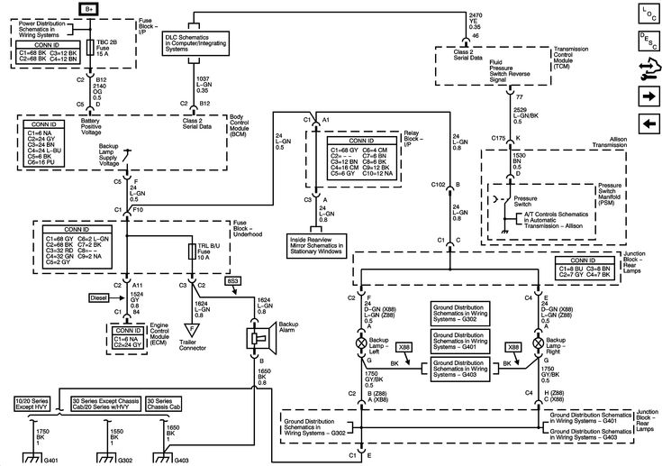 Excellent Chevy Silverado Wiring Diagram Simple White Classic Massive Systems Creative On 1994