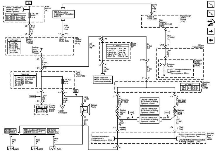 Excellent Chevy Silverado Wiring Diagram Simple White