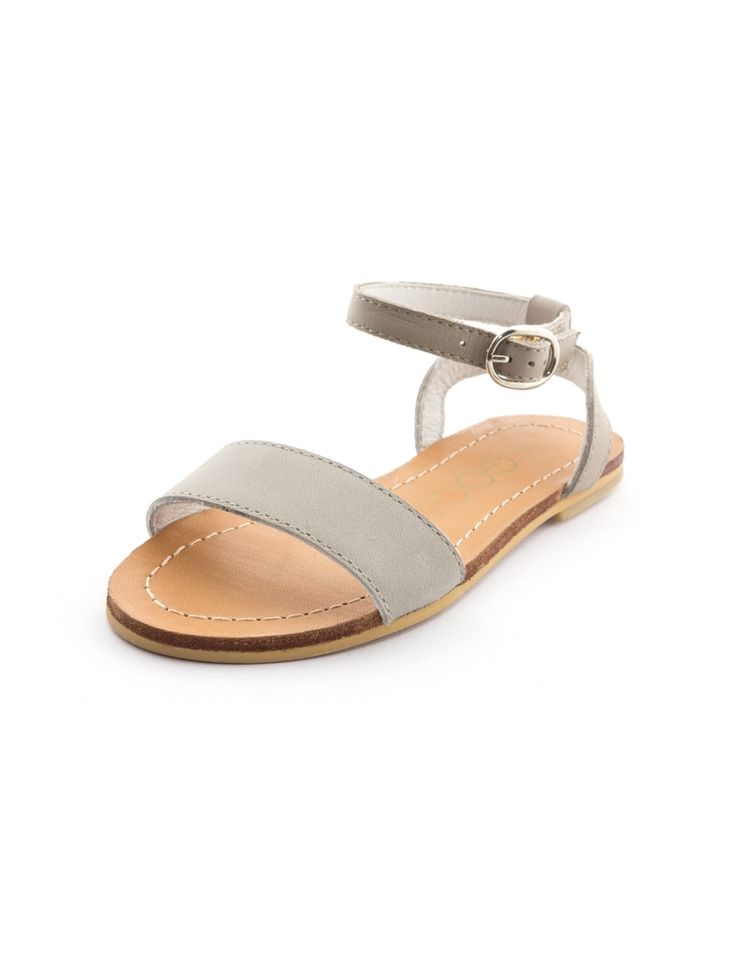Sandales bande large|Chaussures fille|Chaussure enfant - Tienda oficial Gocco