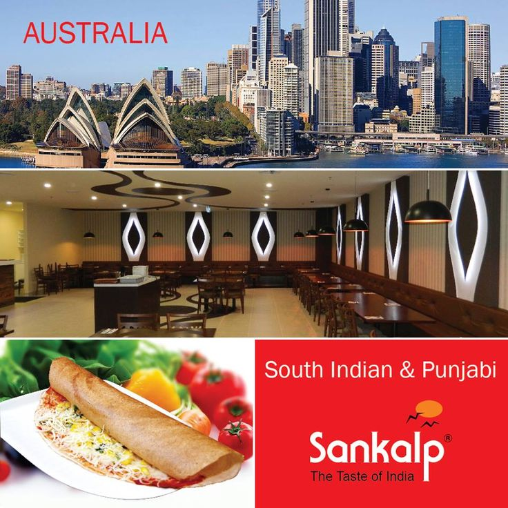 Your favorite Brand now in #Sydney #Australia #Enjoy the #NorthIndian Cuisine and #SouthIndian Cuisine at one stop.