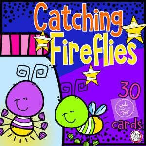 Boom Cards - Counting Fireflies