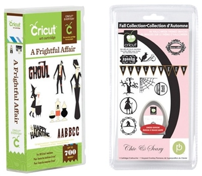 Halloween Cartridge Bundle - Cricut Shop
