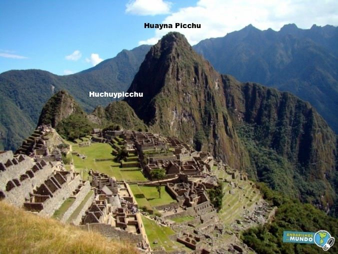 Huaynapicchu x Huchuypicchu