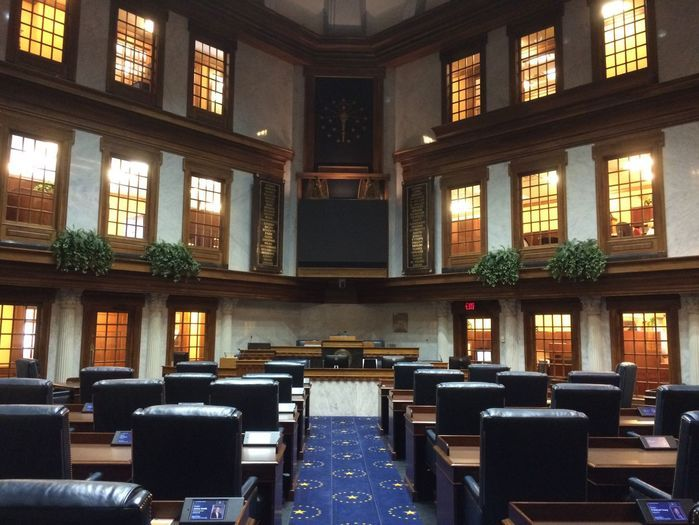 Senate kills LGBT anti-discrimination plan - INDIANAPOLIS — Indiana this year will not enact legislation specifically protecting the civil rights of lesbian, gay, bisexual and transgender Hoosiers.