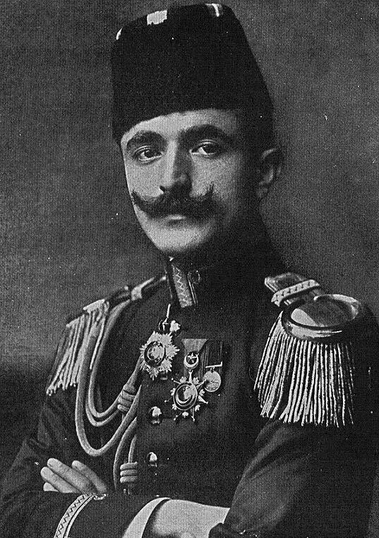 Ismail Enver Pasha.