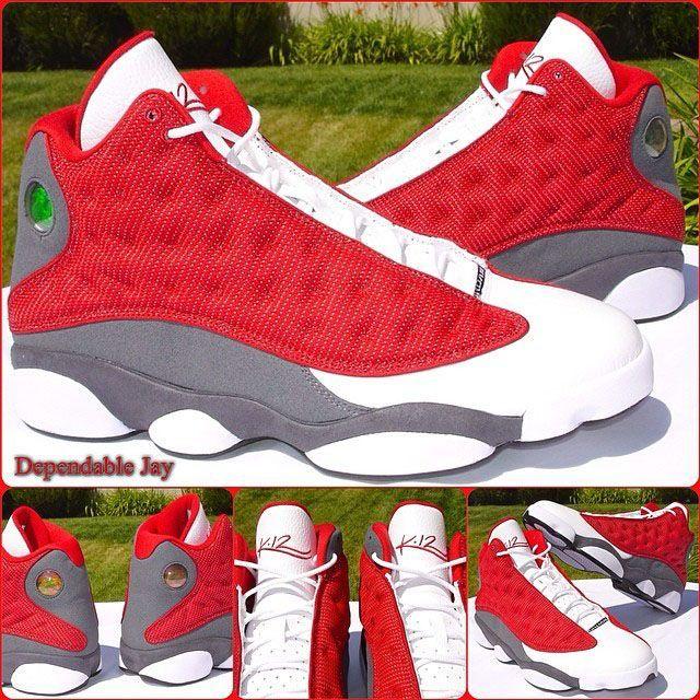 Kevin Martin Air Jordan 13 Houston Rockets PE
