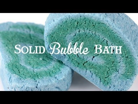 LoveSpell Solid Bubble Bath DIY - Soap Queen
