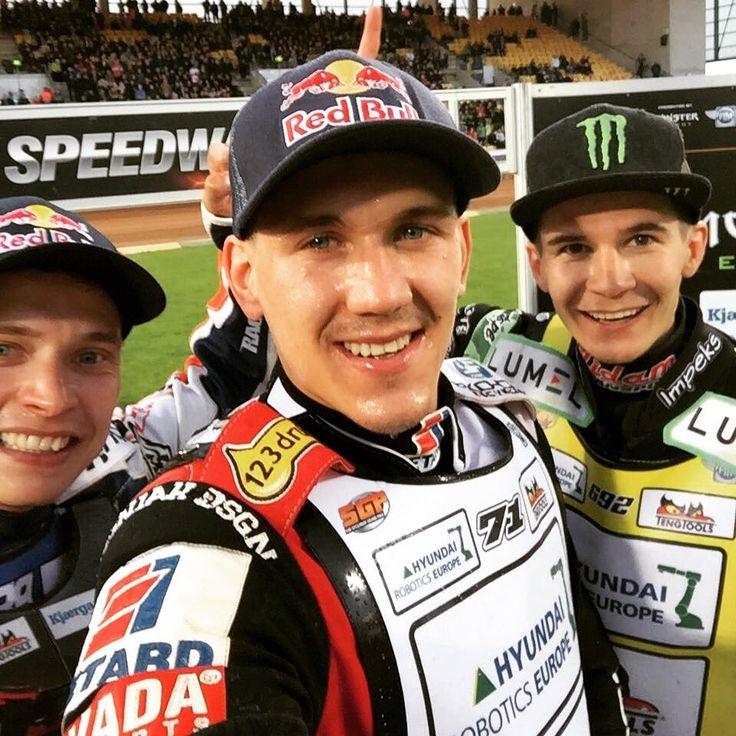 Danish SGP podium winner Maciej Janowski