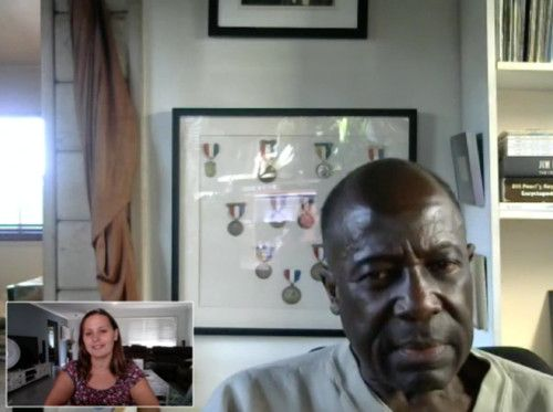 Leigh-Chantelle #interviews Jim Morris, 79-year-old Vegan https://www.youtube.com/watch?feature=player_embedded&v=tWh8hvJrXO8