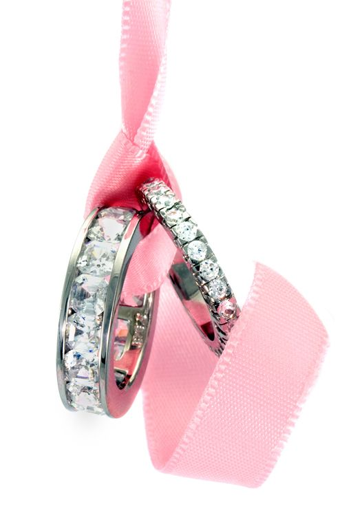 breast cancer pink band uk