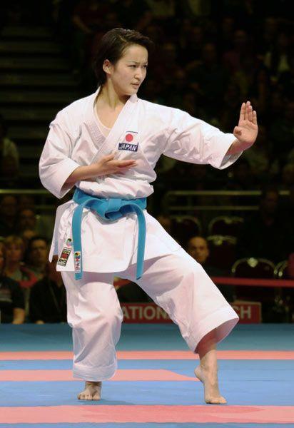 空手の世界選手権最終日は2014年11月9日、ドイツのブレーメンで行われ、個人形決勝で女子の清水希容(写真)がフランス選手に5-0で完勝し、初の金メダルを獲得した 【時事通信社】 ▼9Nov2014時事通信|空手女子 清水希容 写真特集 http://www.jiji.com/jc/d4?d=d4_mm&p=smk411-jpp018168819 #Kiyou_Shimizu #Karate_Womens_Individual_kata #Karate_World_Championships_2014_Bremen