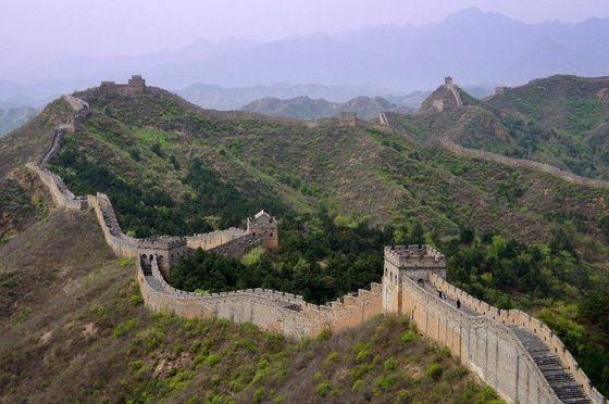 La Grande Muraglia Cinese!