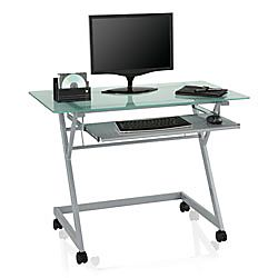 word 39office desks workstations39and. mobile computer station desk 29 12 h x 39 38 w 21 58 d frosted by office depot u0026 officemax word 39office desks workstations39and s
