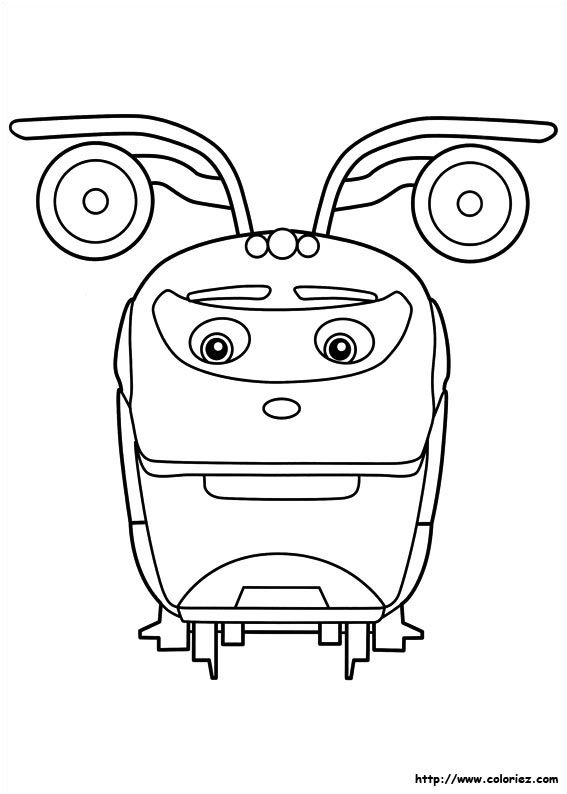 15 Luxueux Coloriage Chuggington Stock Coloriage Train