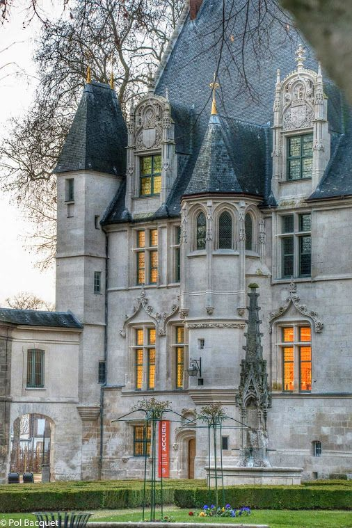 Palais Renaissance in Beauvais, France (north of Paris) by Pol Bacquet - Google+